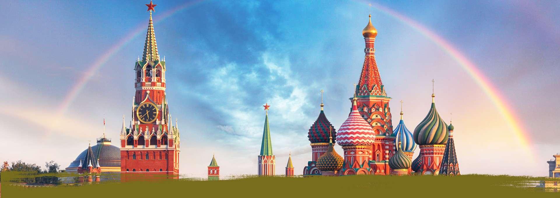 Reise 2 Russland 1+