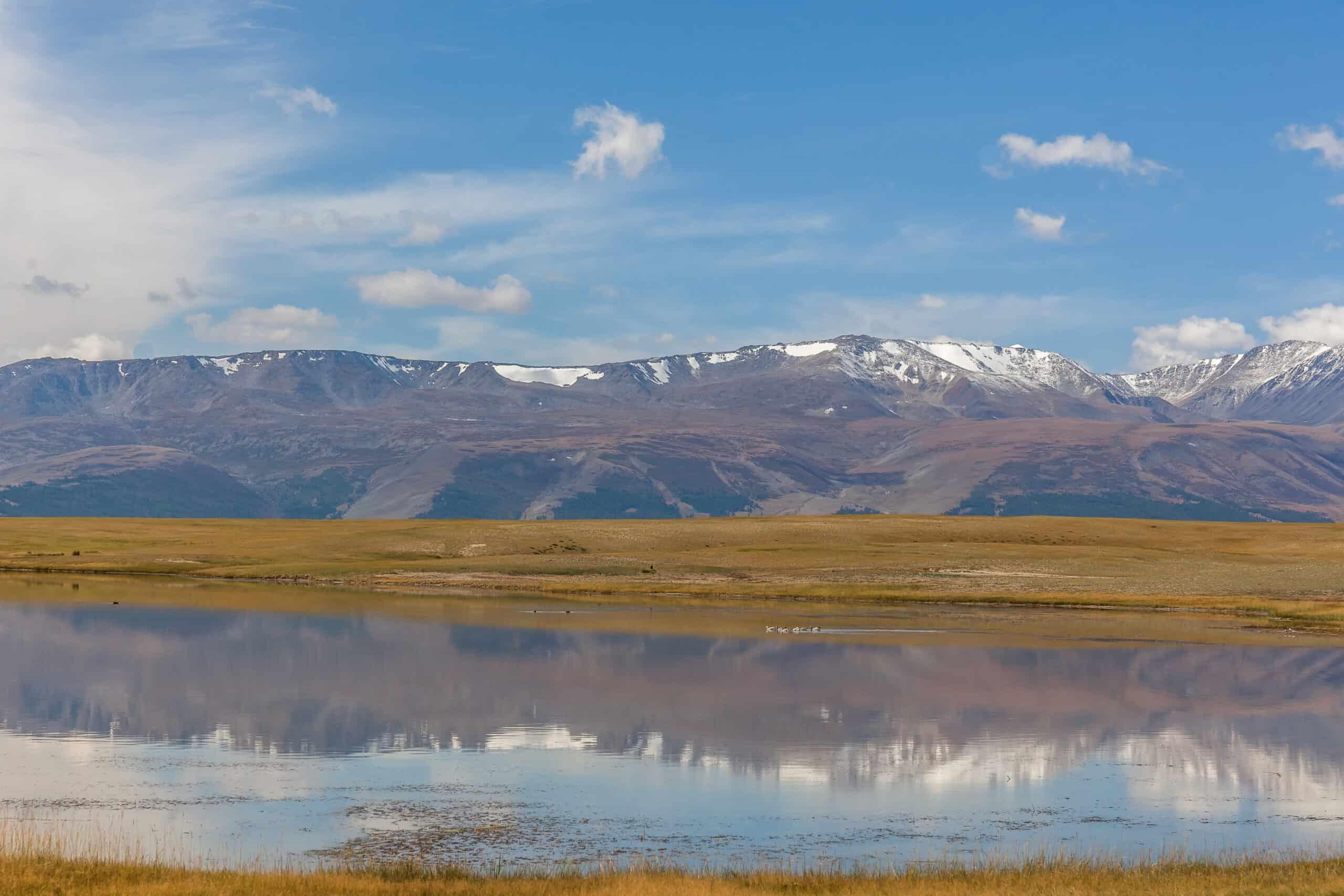 Märchen in der freien Natur-Mongolei