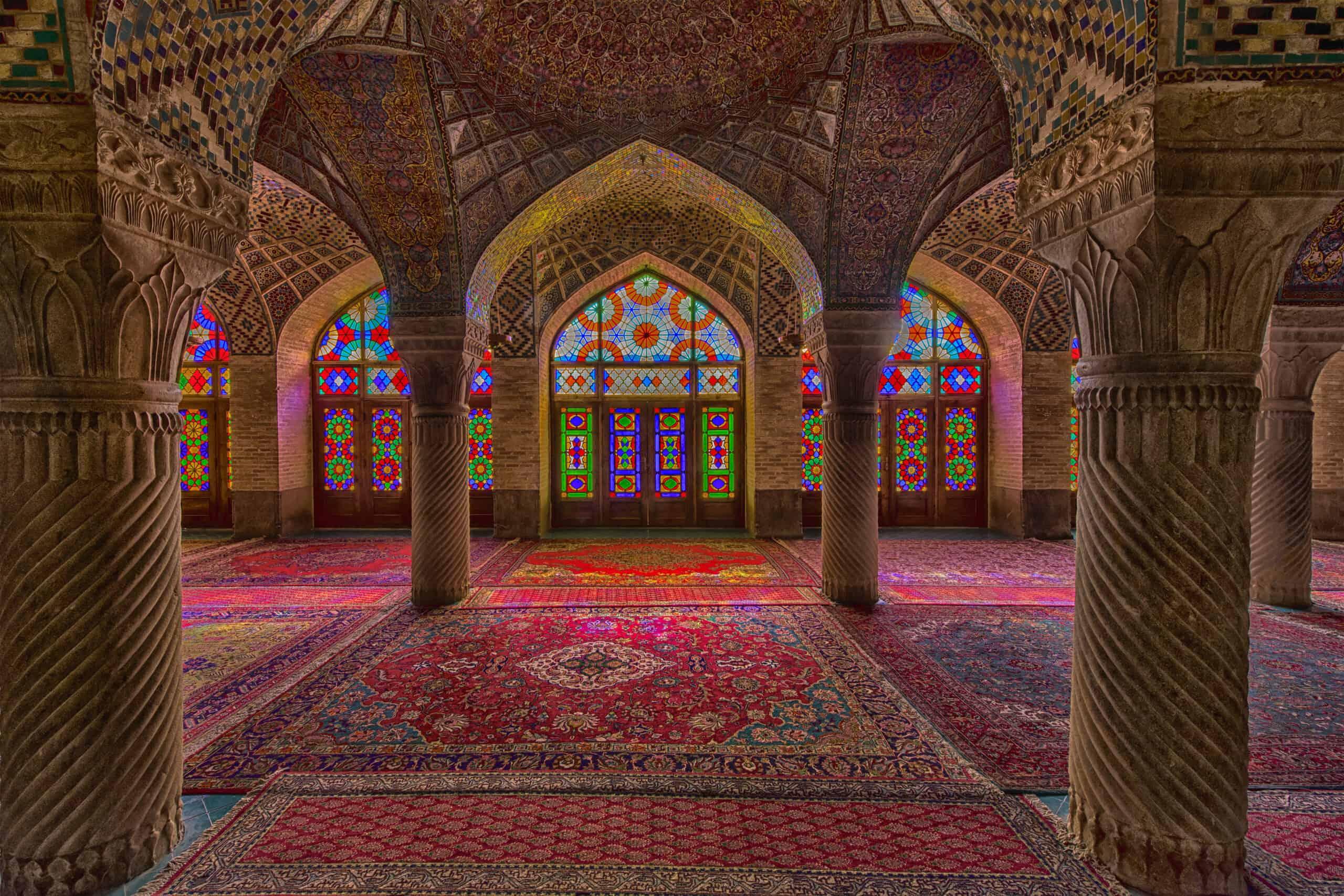 Märchen in freier Natur- Persien